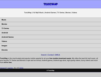 toxicwap.com screenshot