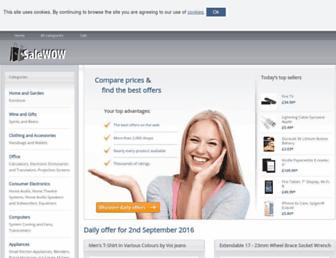 sale-wow.co.uk screenshot