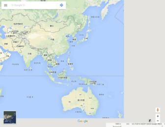 ditu.google.cn screenshot