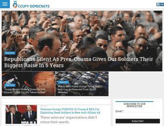 Thumbshot of Occupydemocrats.com