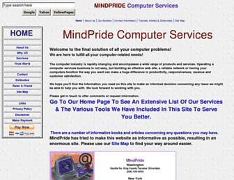 mindpride.net screenshot