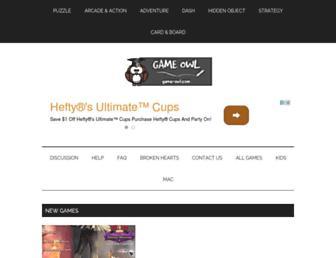 game-owl.com screenshot