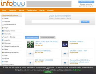 infobuy.es screenshot
