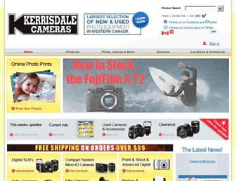 Thumbshot of Kerrisdalecameras.com