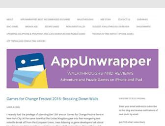 appunwrapper.com screenshot