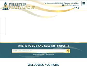 pelletiergroup.com screenshot