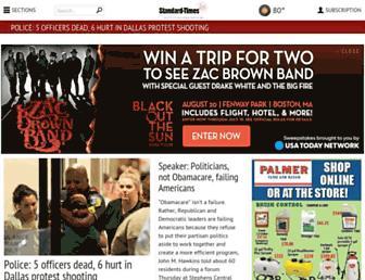 Thumbshot of Gosanangelo.com