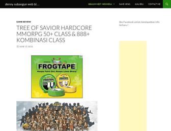 subangun.com screenshot
