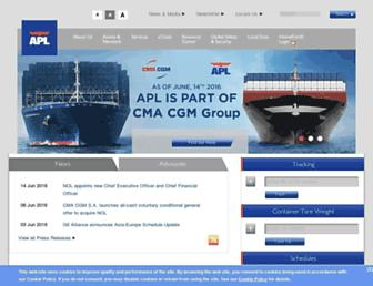 apl.com screenshot