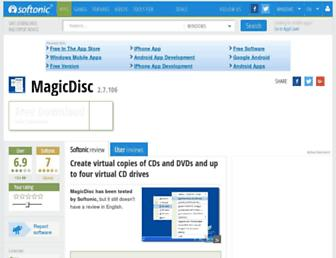 magicdisc.en.softonic.com screenshot