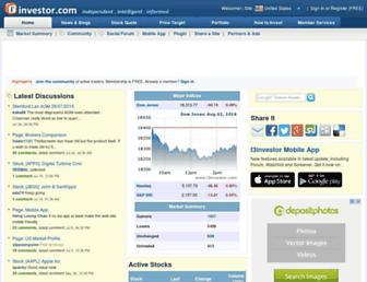 Thumbshot of I3investor.com