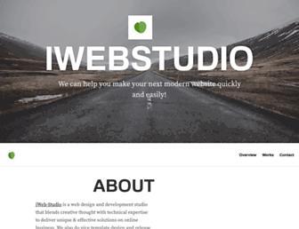 Thumbshot of Iweb-studio.com