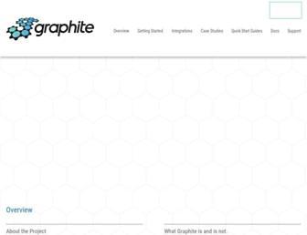 graphiteapp.org screenshot