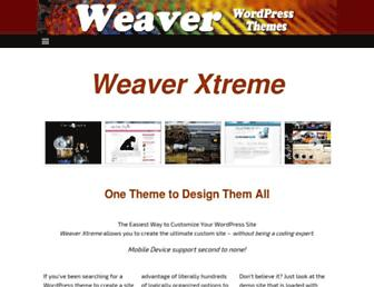 Thumbshot of Weavertheme.com