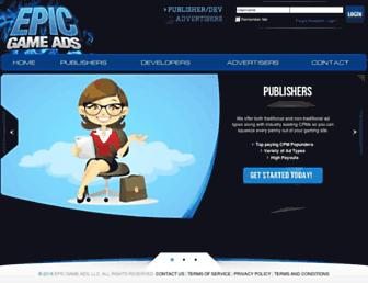 Thumbshot of Epicgameads.com