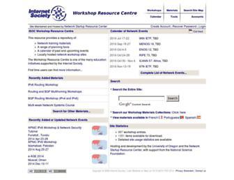ws.edu.isoc.org screenshot