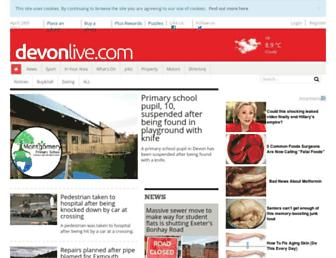 devonlive.com screenshot
