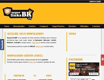 superlinksbr.com screenshot