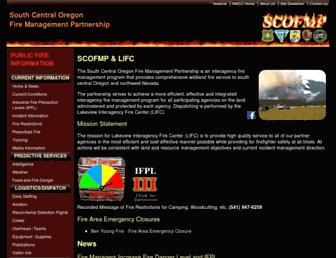 scofmp.org screenshot
