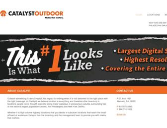 catalystoutdoor.com screenshot