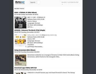 bursamix.com screenshot