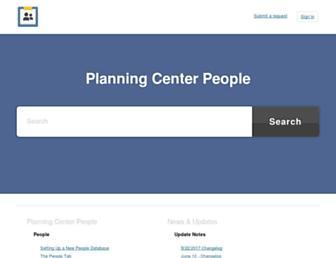 pcopeople.zendesk.com screenshot