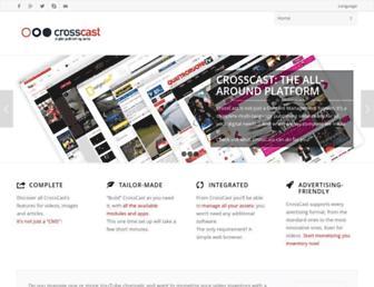 Thumbshot of Crosscast-system.com