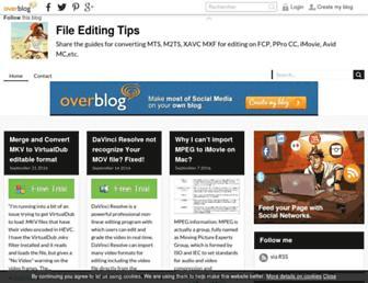 file-editing-tips.over-blog.com screenshot