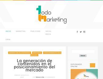 todomktblog.com screenshot