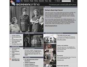 screenonline.org.uk screenshot