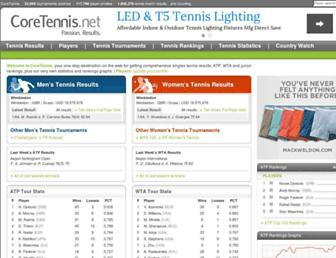 Thumbshot of Coretennis.net