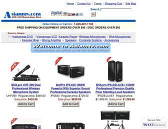 asianmv.com screenshot