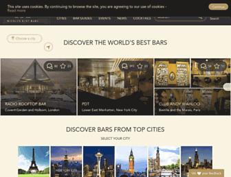 Thumbshot of Worldsbestbars.com
