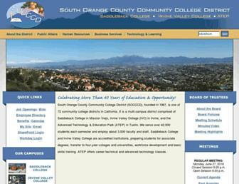 Thumbshot of Socccd.edu