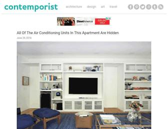 contemporist.com screenshot