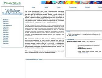 tntconf.org screenshot