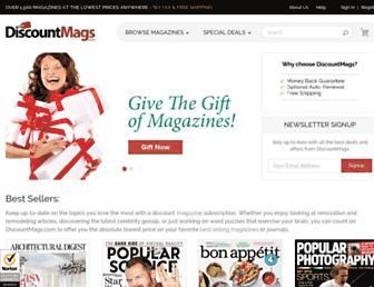 Thumbshot of Discountmags.com
