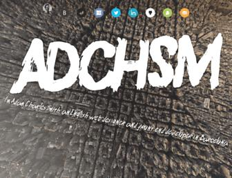 Thumbshot of Adchsm.me