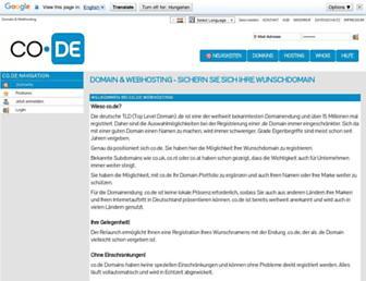 Thumbshot of Co.de