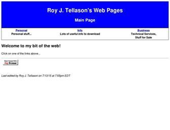 rtellason.com screenshot