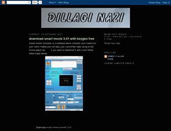 dillagi-sm.blogspot.com screenshot