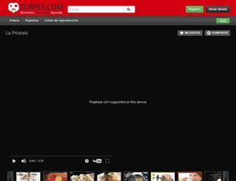 torpes.com screenshot
