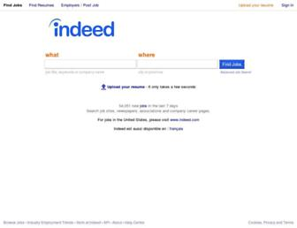 Thumbshot of Indeed.ca