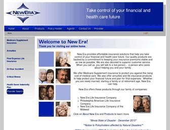 neweralife.com screenshot