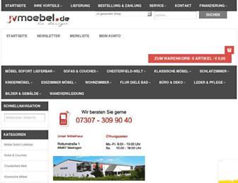 Thumbshot of Jvmoebel.de