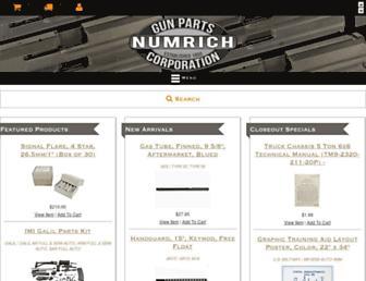 Thumbshot of Gunpartscorp.com