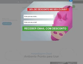 hostnet.com.br screenshot