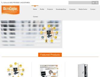 microengine.net screenshot