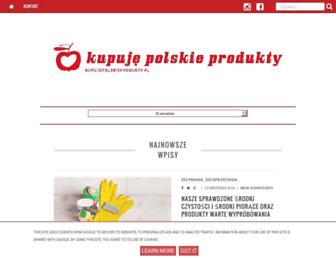 kupujepolskieprodukty.pl screenshot