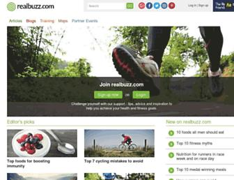 realbuzz.com screenshot